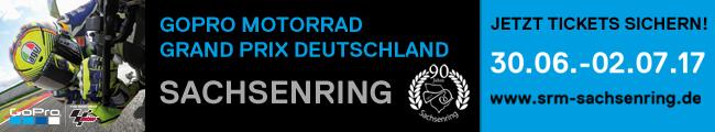 Erst zum FHR –dann zum Sachsenring!