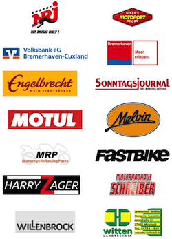 Sponsoren und Partner des Fischereihafen-Rennens